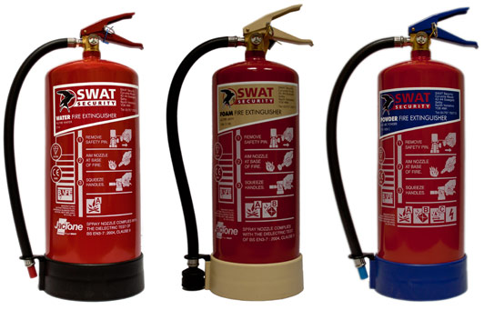 fire extinguisher suppliers selby